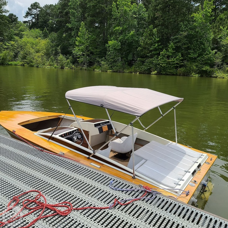 1981 Custom boat for sale, model of the boat is 21 & Image # 3 of 40