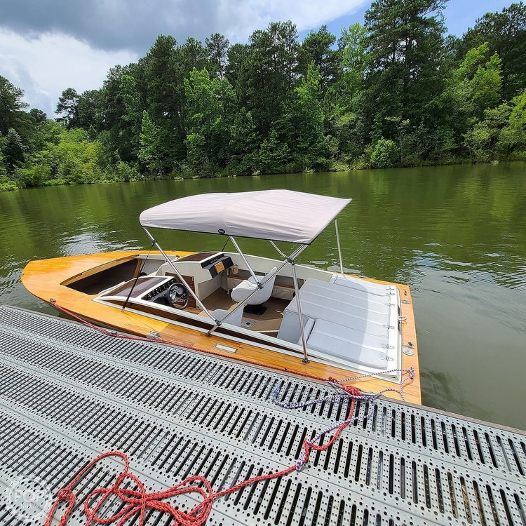 1981 Custom boat for sale, model of the boat is 21 & Image # 24 of 40