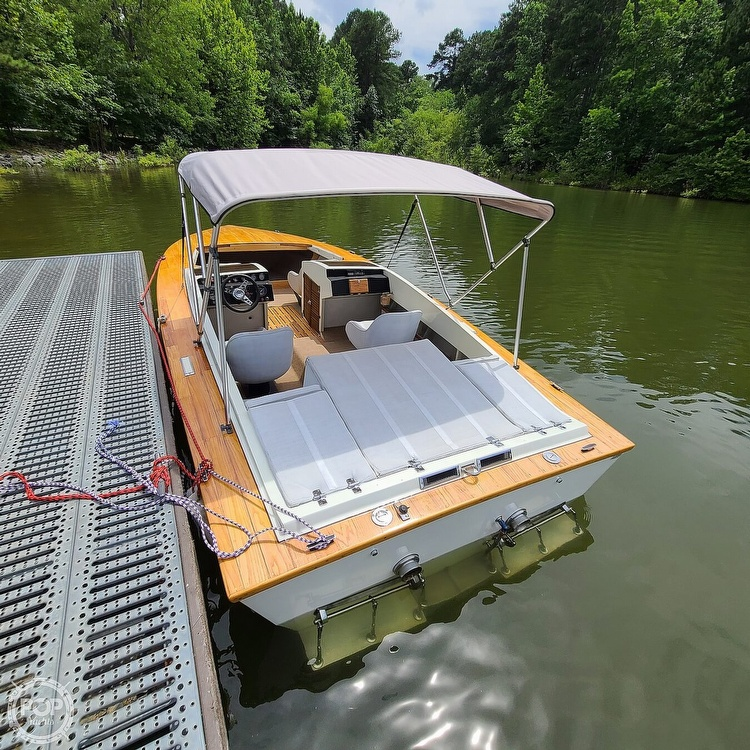 1981 Custom boat for sale, model of the boat is 21 & Image # 13 of 40