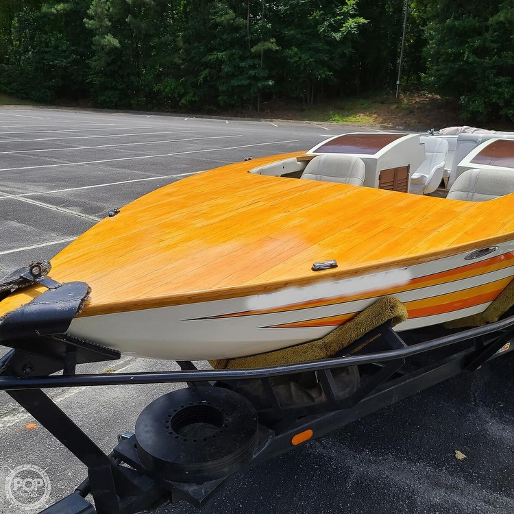 1981 Custom boat for sale, model of the boat is 21 & Image # 18 of 40