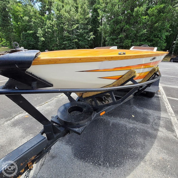 1981 Custom boat for sale, model of the boat is 21 & Image # 23 of 40