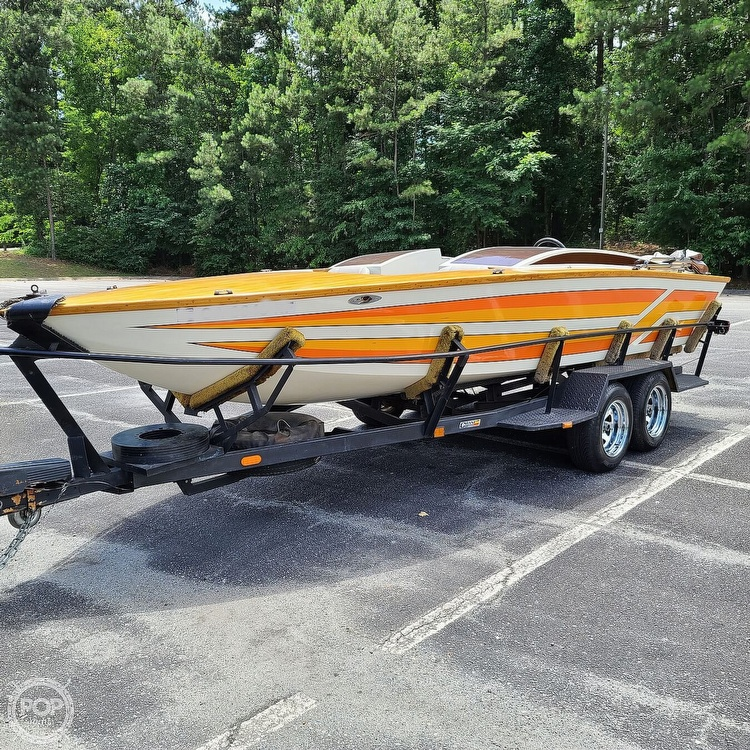 1981 Custom boat for sale, model of the boat is 21 & Image # 22 of 40