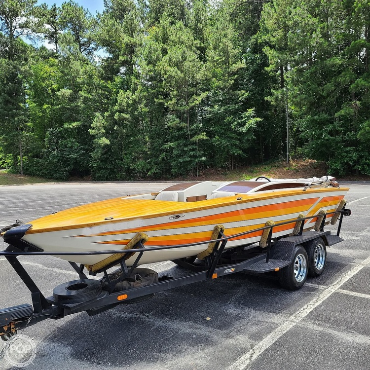 1981 Custom boat for sale, model of the boat is 21 & Image # 21 of 40