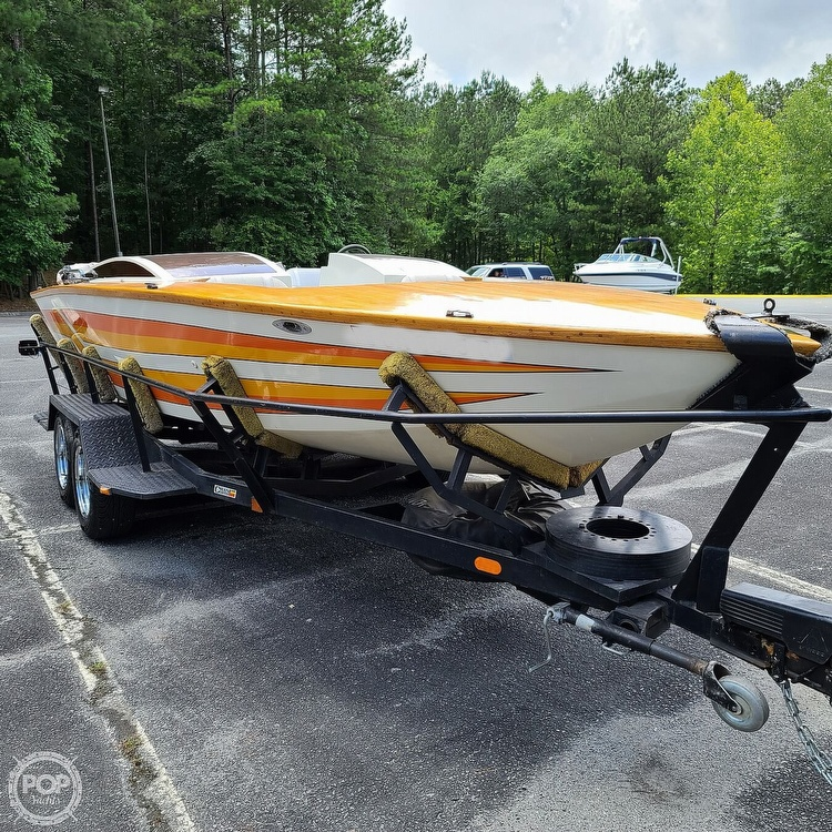 1981 Custom boat for sale, model of the boat is 21 & Image # 20 of 40