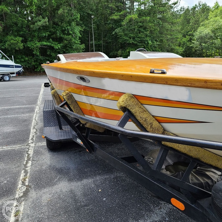 1981 Custom boat for sale, model of the boat is 21 & Image # 19 of 40