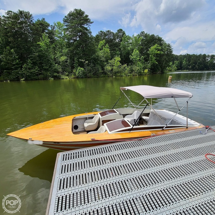 1981 Custom boat for sale, model of the boat is 21 & Image # 2 of 40