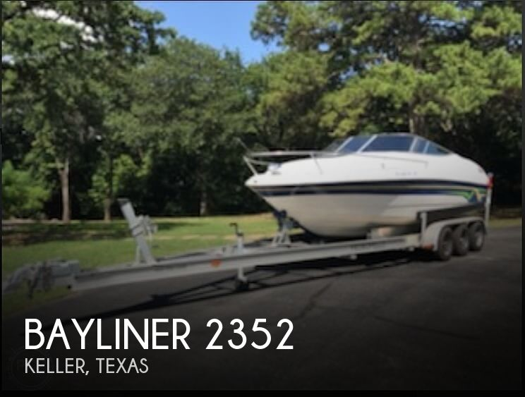 Used Bayliner Boats For Sale in Dallas, Texas by owner | 1998 Bayliner Capri 2352 LS