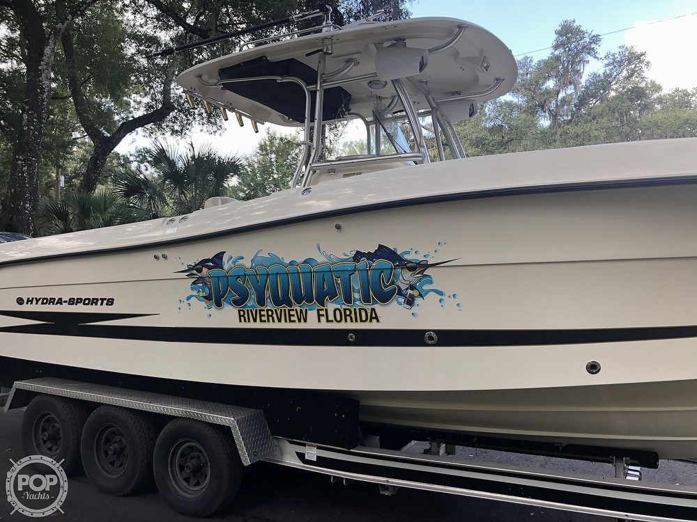2007 Hydra-Sports boat for sale, model of the boat is Vector 2900 CC & Image # 5 of 40