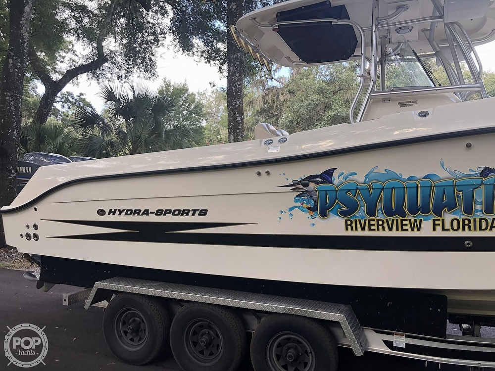 2007 Hydra-Sports boat for sale, model of the boat is Vector 2900 CC & Image # 6 of 40