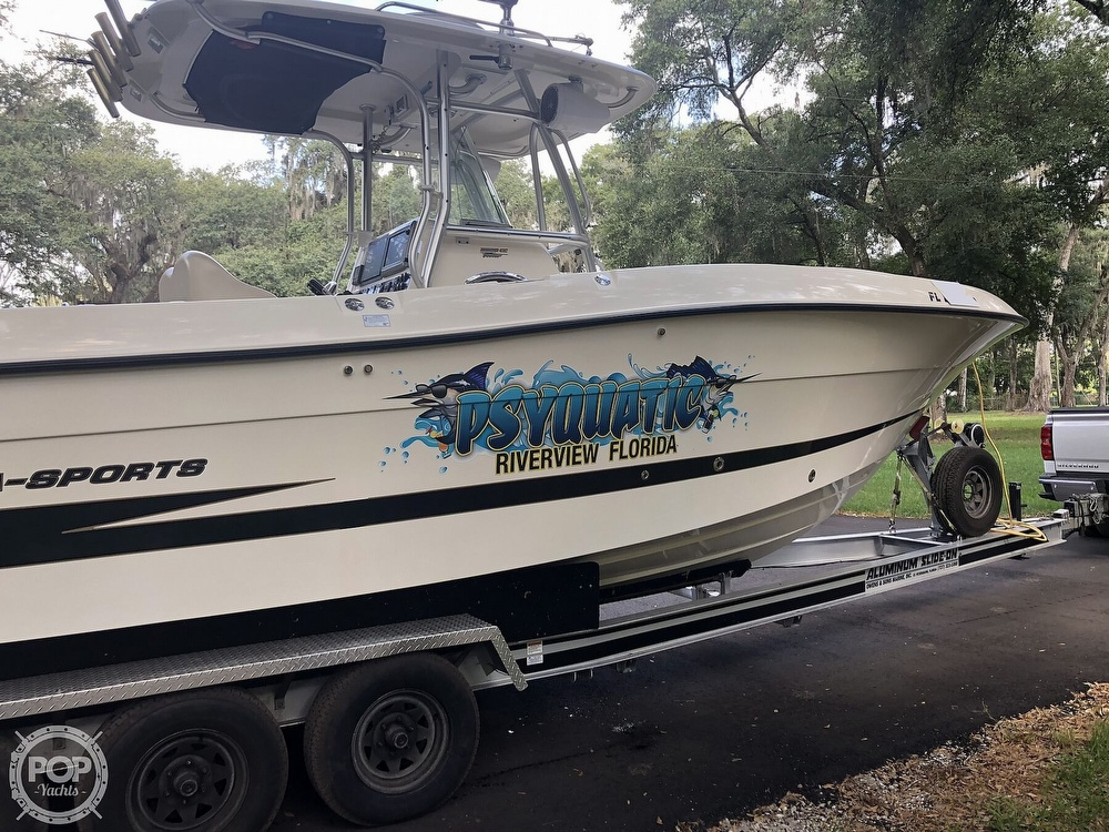 2007 Hydra-Sports boat for sale, model of the boat is Vector 2900 CC & Image # 7 of 40