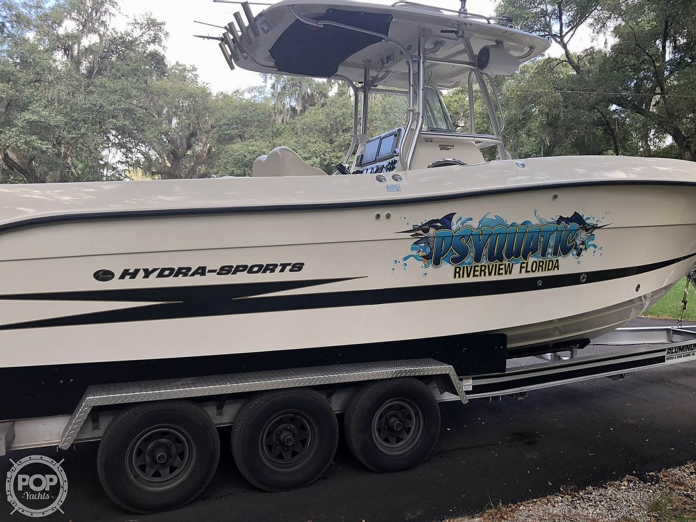 2007 Hydra-Sports boat for sale, model of the boat is Vector 2900 CC & Image # 8 of 40