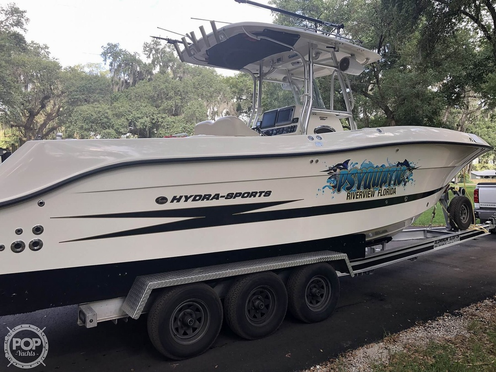 2007 Hydra-Sports boat for sale, model of the boat is Vector 2900 CC & Image # 2 of 40