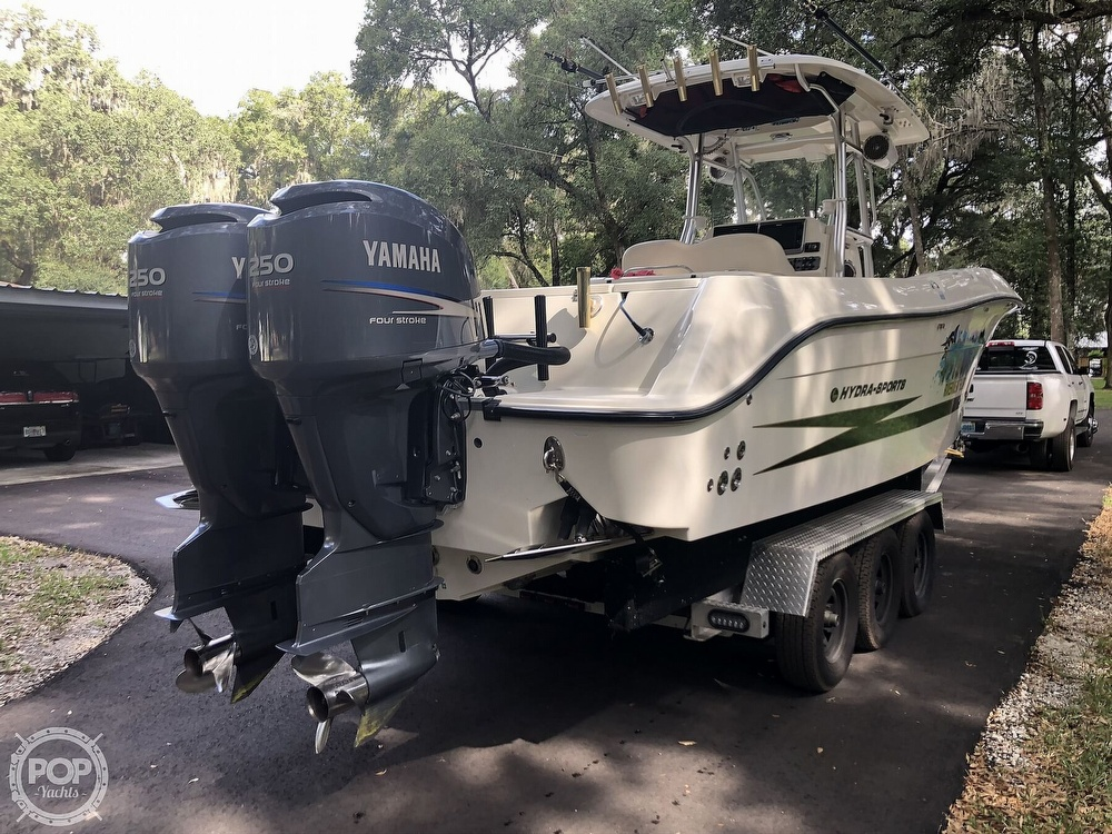 2007 Hydra-Sports boat for sale, model of the boat is Vector 2900 CC & Image # 10 of 40