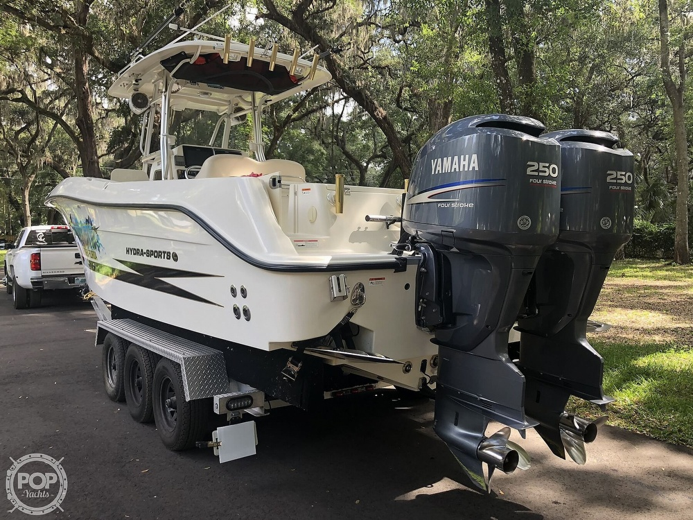 2007 Hydra-Sports boat for sale, model of the boat is Vector 2900 CC & Image # 14 of 40
