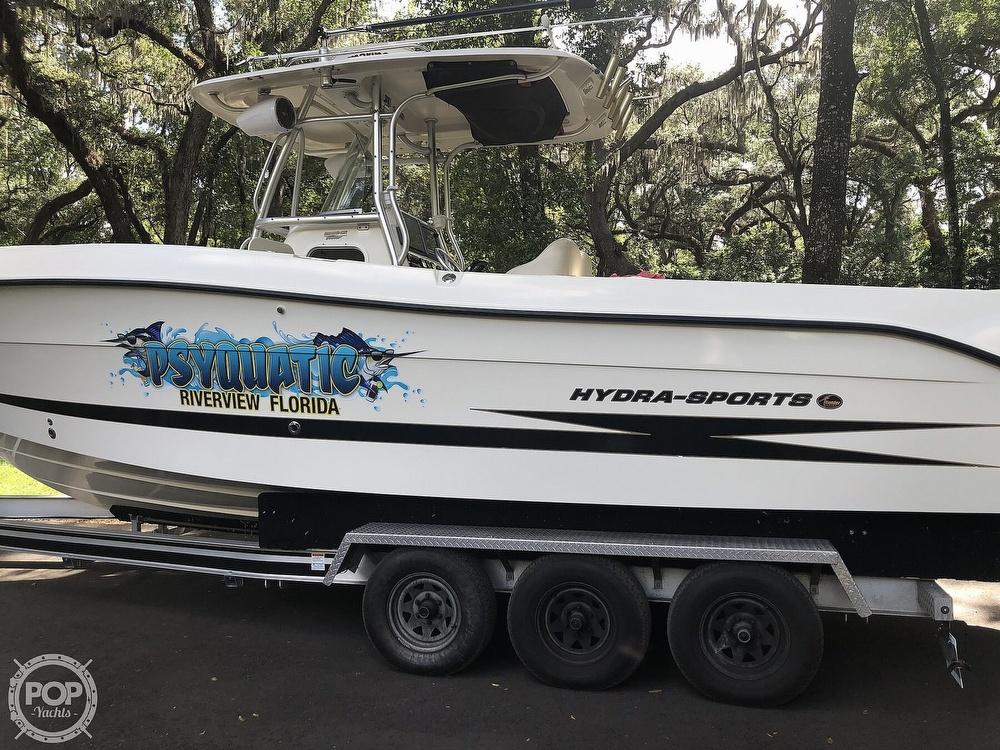 2007 Hydra-Sports boat for sale, model of the boat is Vector 2900 CC & Image # 17 of 40