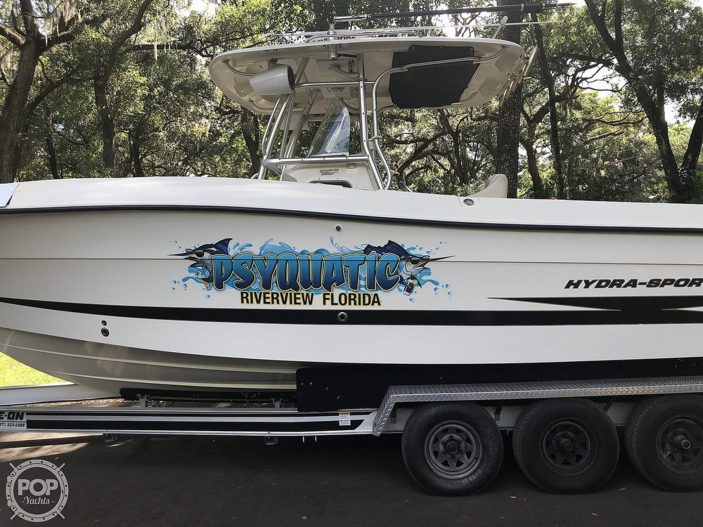 2007 Hydra-Sports boat for sale, model of the boat is Vector 2900 CC & Image # 18 of 40