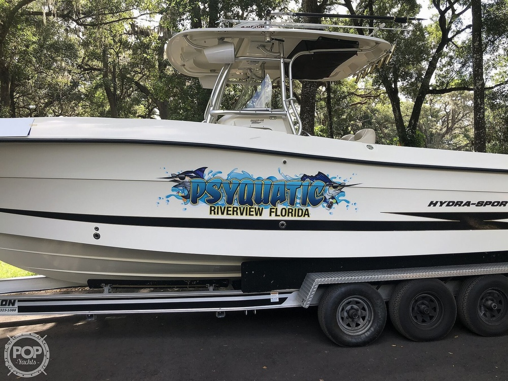 2007 Hydra-Sports boat for sale, model of the boat is Vector 2900 CC & Image # 19 of 40