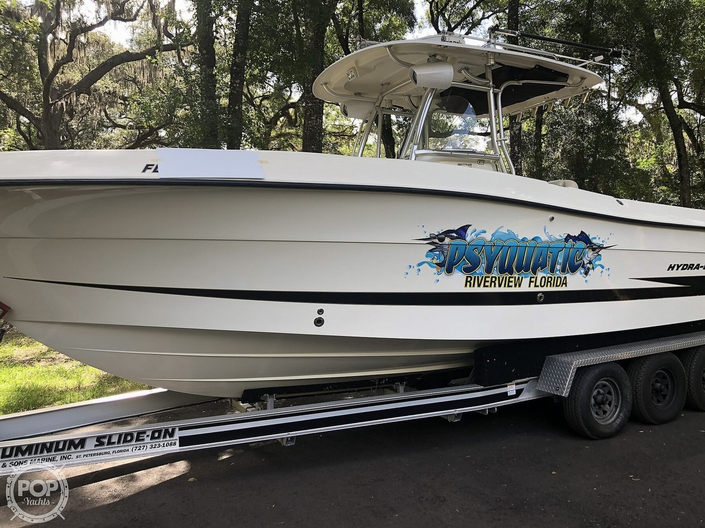 2007 Hydra-Sports boat for sale, model of the boat is Vector 2900 CC & Image # 21 of 40