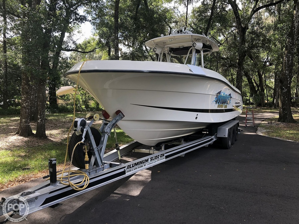 2007 Hydra-Sports boat for sale, model of the boat is Vector 2900 CC & Image # 22 of 40