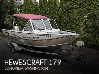 Used HewesCraft Boats For Sale by owner | 2000 Hewescraft 179 Searunner