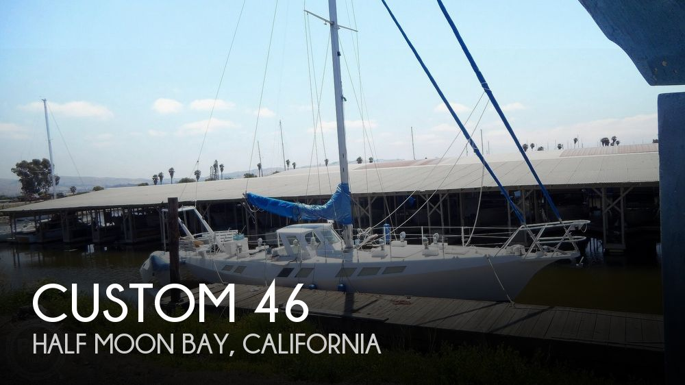Used Boats For Sale in Santa Cruz, California by owner | 1992 Custom 46