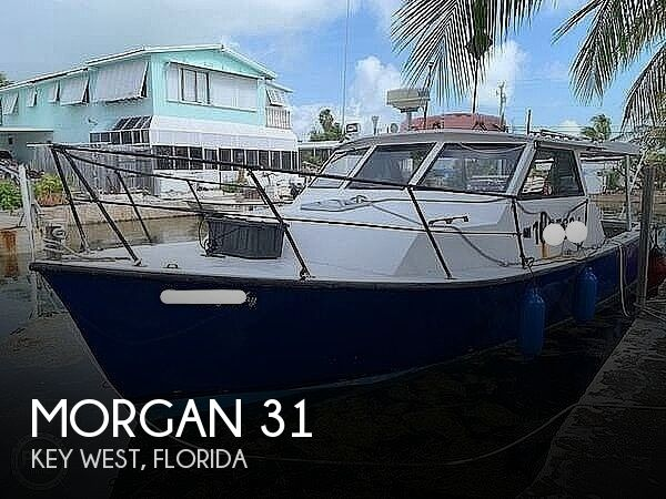 1986 Morgan boat for sale, model of the boat is 31 & Image # 1 of 9