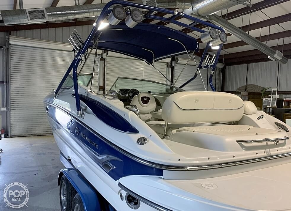 2004 Crownline boat for sale, model of the boat is 260 EX & Image # 14 of 41