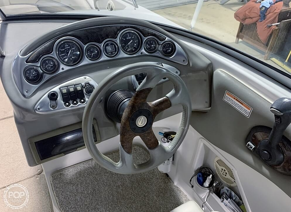 2004 Crownline boat for sale, model of the boat is 260 EX & Image # 34 of 41