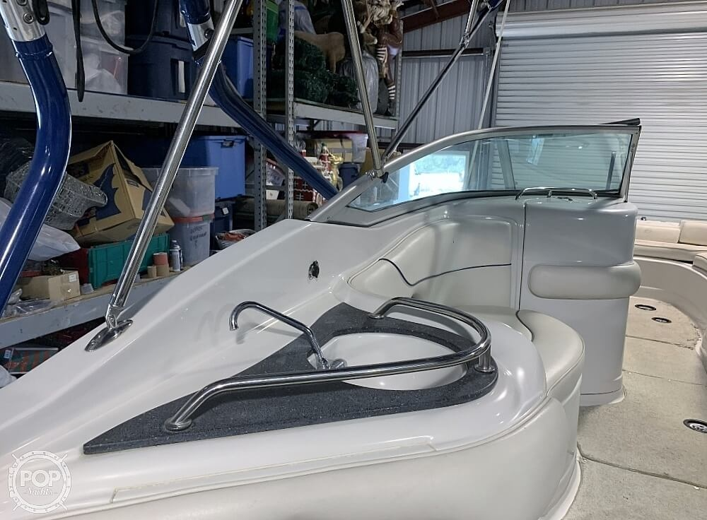2004 Crownline boat for sale, model of the boat is 260 EX & Image # 40 of 41