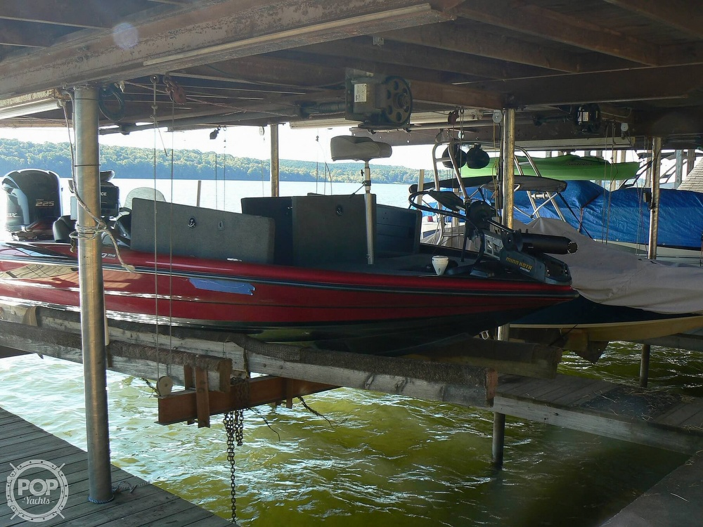 2007 Triton boat for sale, model of the boat is Earl Bentz-20 TRX & Image # 6 of 40