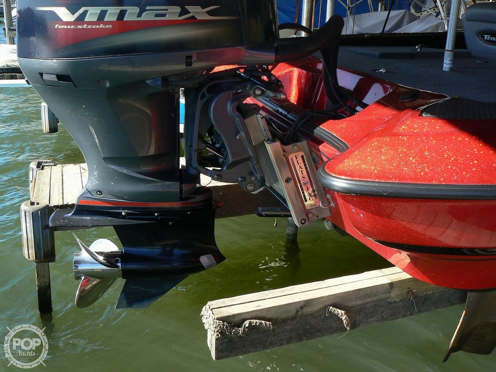 2007 Triton boat for sale, model of the boat is Earl Bentz-20 TRX & Image # 13 of 40