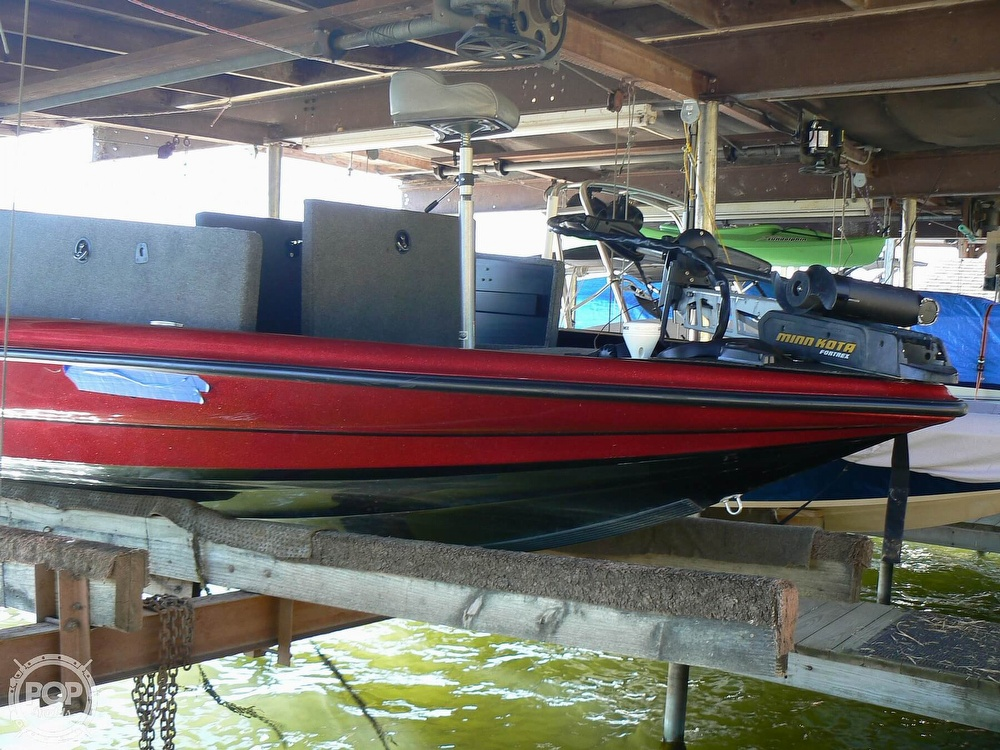 2007 Triton boat for sale, model of the boat is Earl Bentz-20 TRX & Image # 17 of 40