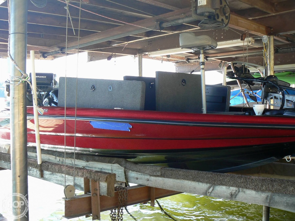 2007 Triton boat for sale, model of the boat is Earl Bentz-20 TRX & Image # 18 of 40
