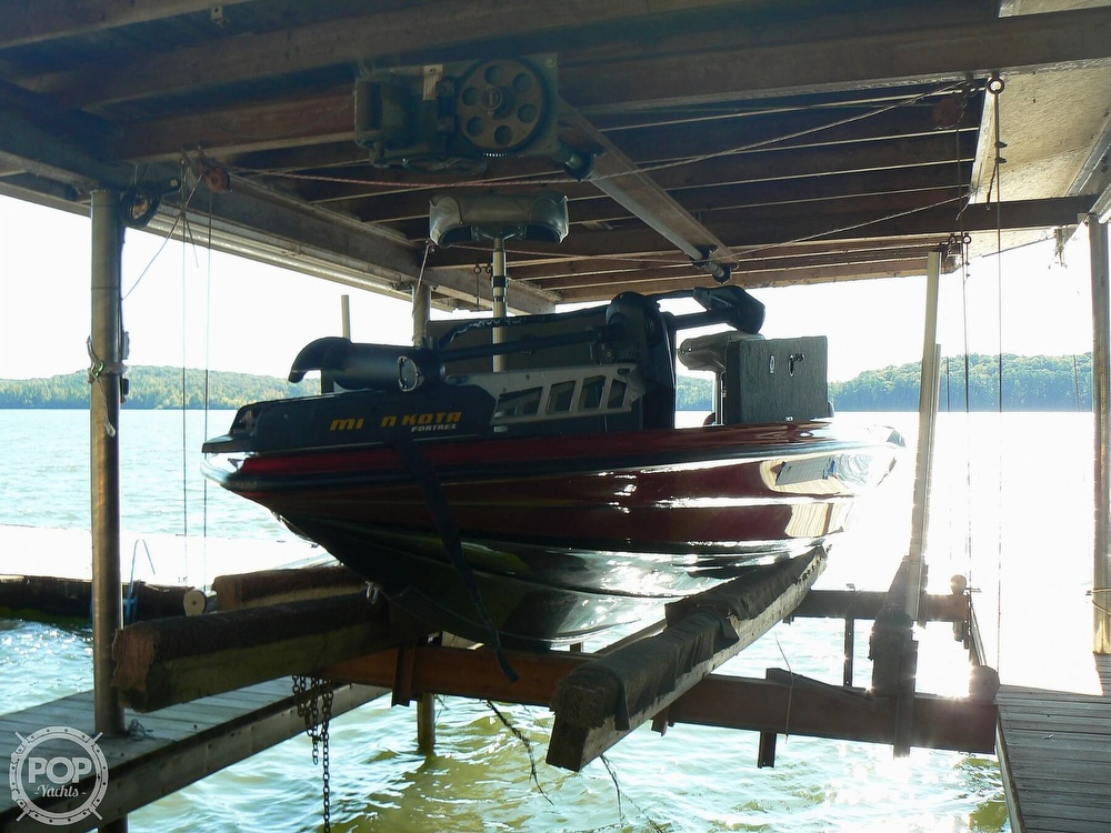 2007 Triton boat for sale, model of the boat is Earl Bentz-20 TRX & Image # 19 of 40
