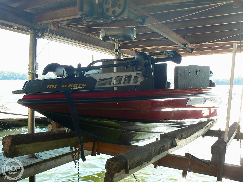2007 Triton boat for sale, model of the boat is Earl Bentz-20 TRX & Image # 20 of 40