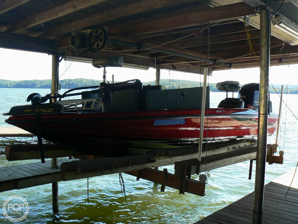 2007 Triton boat for sale, model of the boat is Earl Bentz-20 TRX & Image # 21 of 40