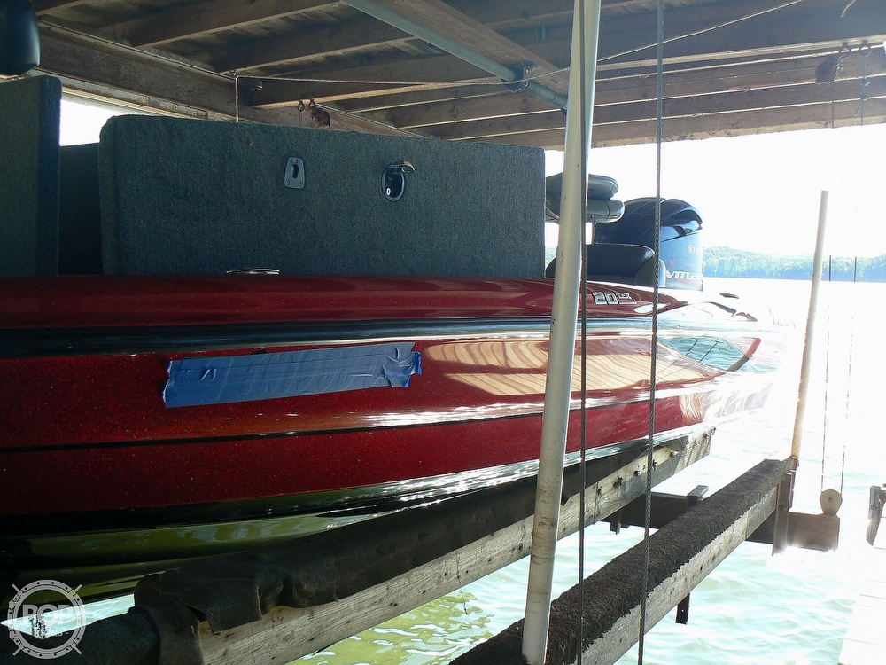 2007 Triton boat for sale, model of the boat is Earl Bentz-20 TRX & Image # 22 of 40