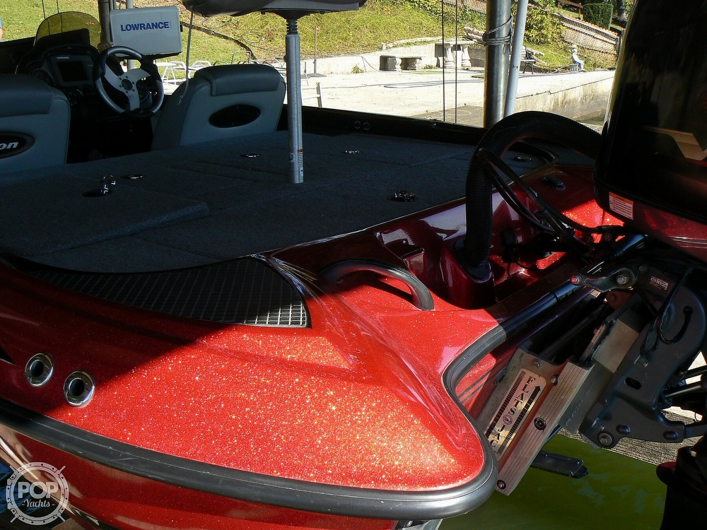 2007 Triton boat for sale, model of the boat is Earl Bentz-20 TRX & Image # 28 of 40