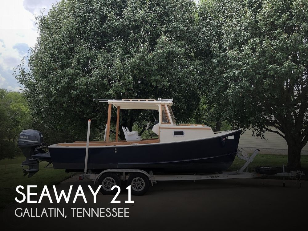 Used Seaway Boats For Sale by owner | 2005 Seaway 21 Coastal Hardtop