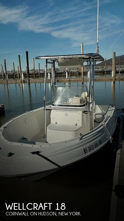 Used Wellcraft Boats For Sale in New York by owner | 1999 Wellcraft 18
