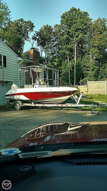 1999 Wellcraft boat for sale, model of the boat is 18 CCF & Image # 4 of 15