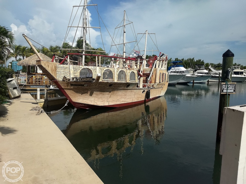 2016 Homebuilt boat for sale, model of the boat is 35 Pirate Ship & Image # 8 of 41