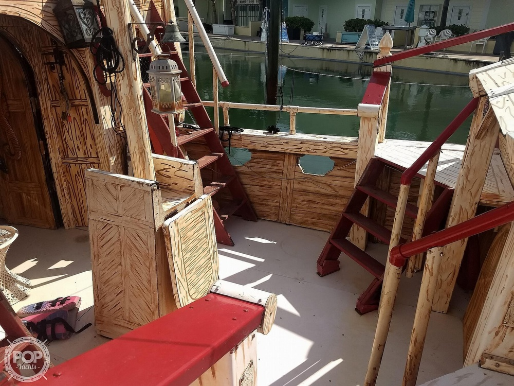 2016 Homebuilt boat for sale, model of the boat is 35 Pirate Ship & Image # 12 of 41