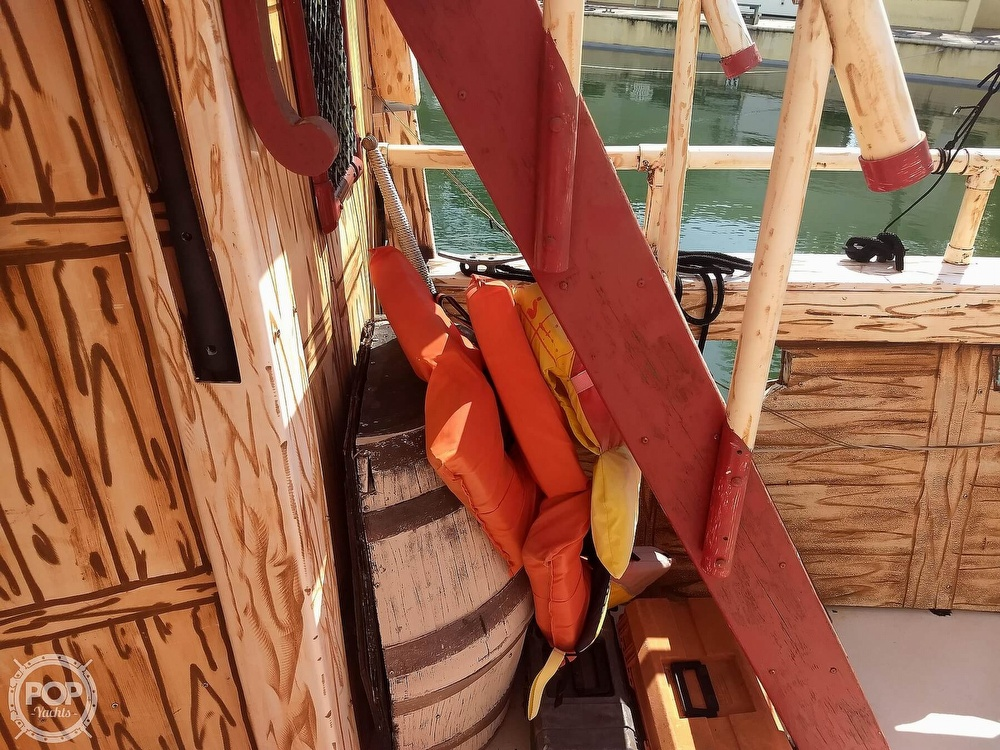 2016 Homebuilt boat for sale, model of the boat is 35 Pirate Ship & Image # 30 of 41