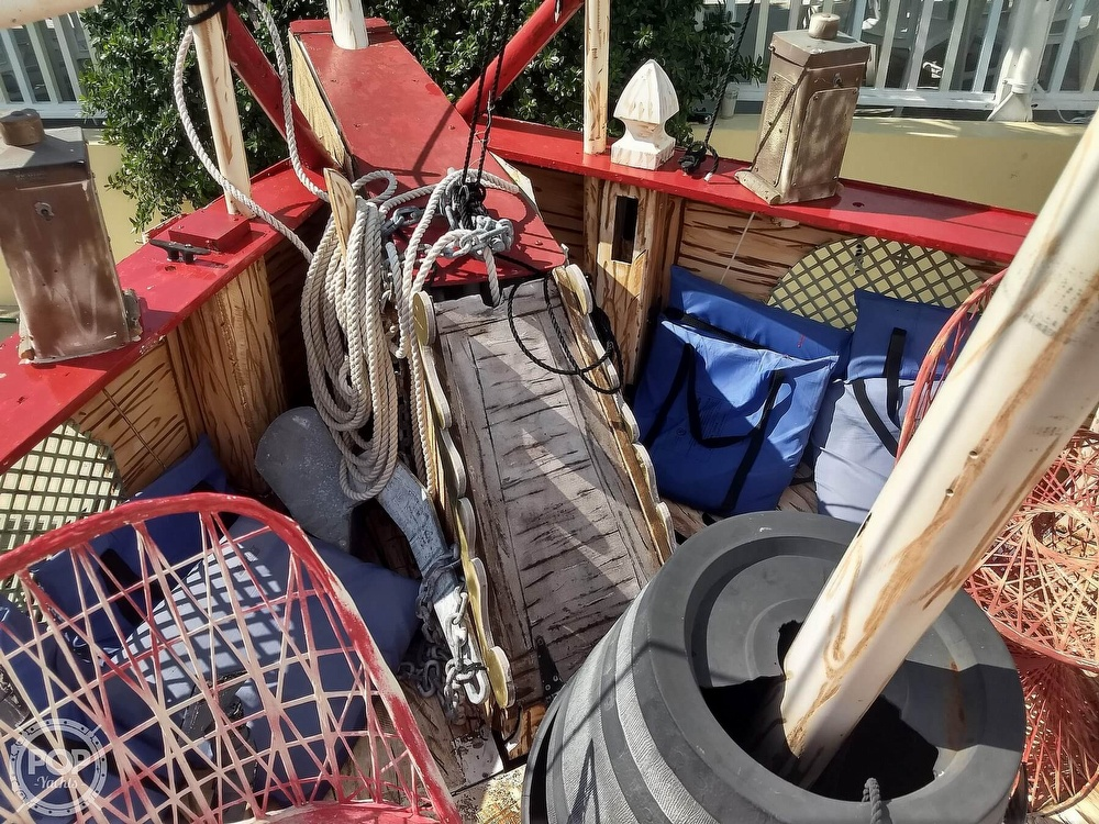 2016 Homebuilt boat for sale, model of the boat is 35 Pirate Ship & Image # 32 of 41