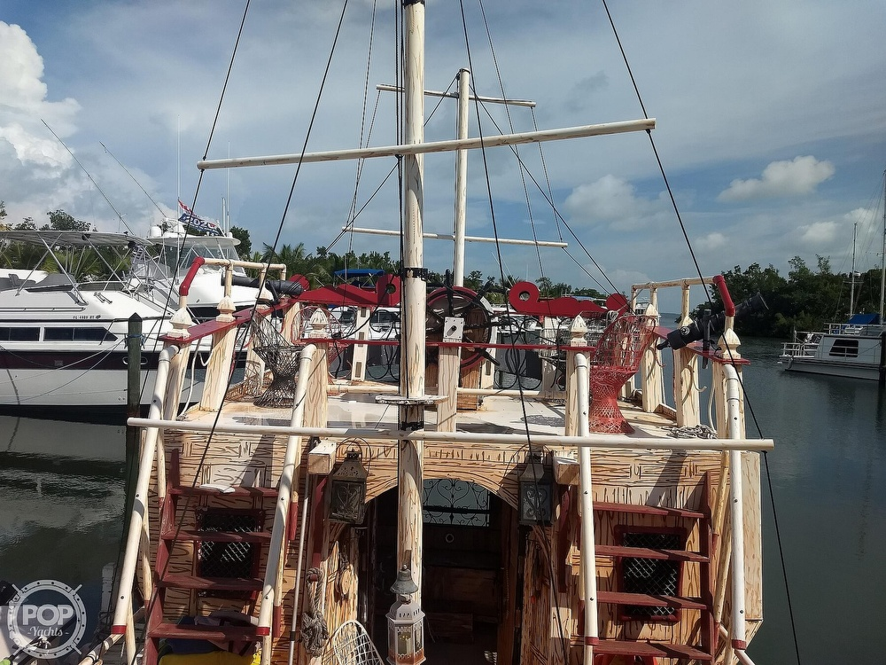 2016 Homebuilt boat for sale, model of the boat is 35 Pirate Ship & Image # 33 of 41
