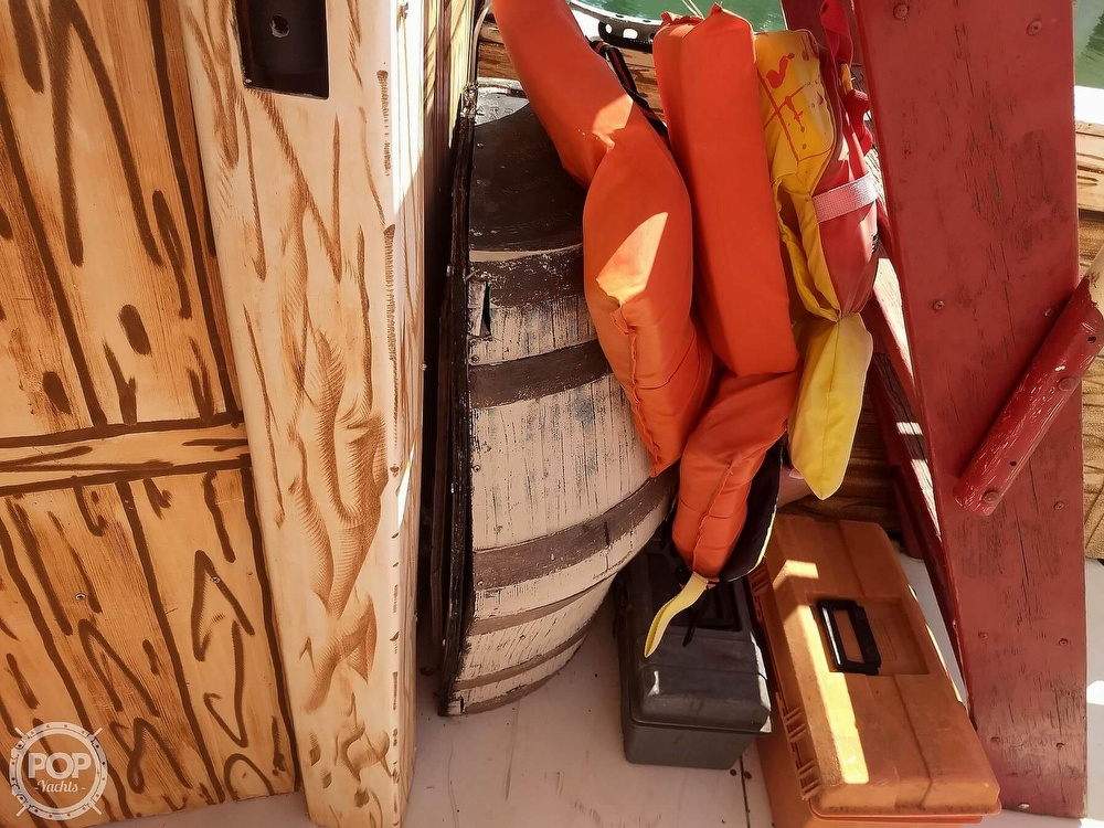 2016 Homebuilt boat for sale, model of the boat is 35 Pirate Ship & Image # 37 of 41