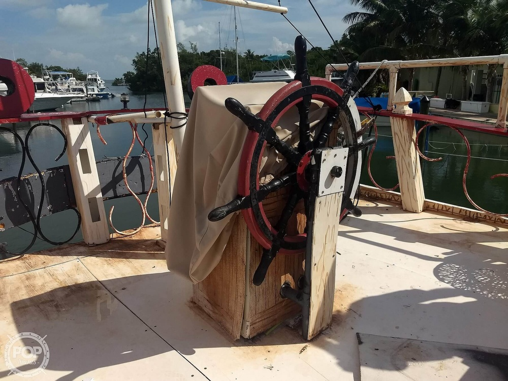 2016 Homebuilt boat for sale, model of the boat is 35 Pirate Ship & Image # 38 of 41