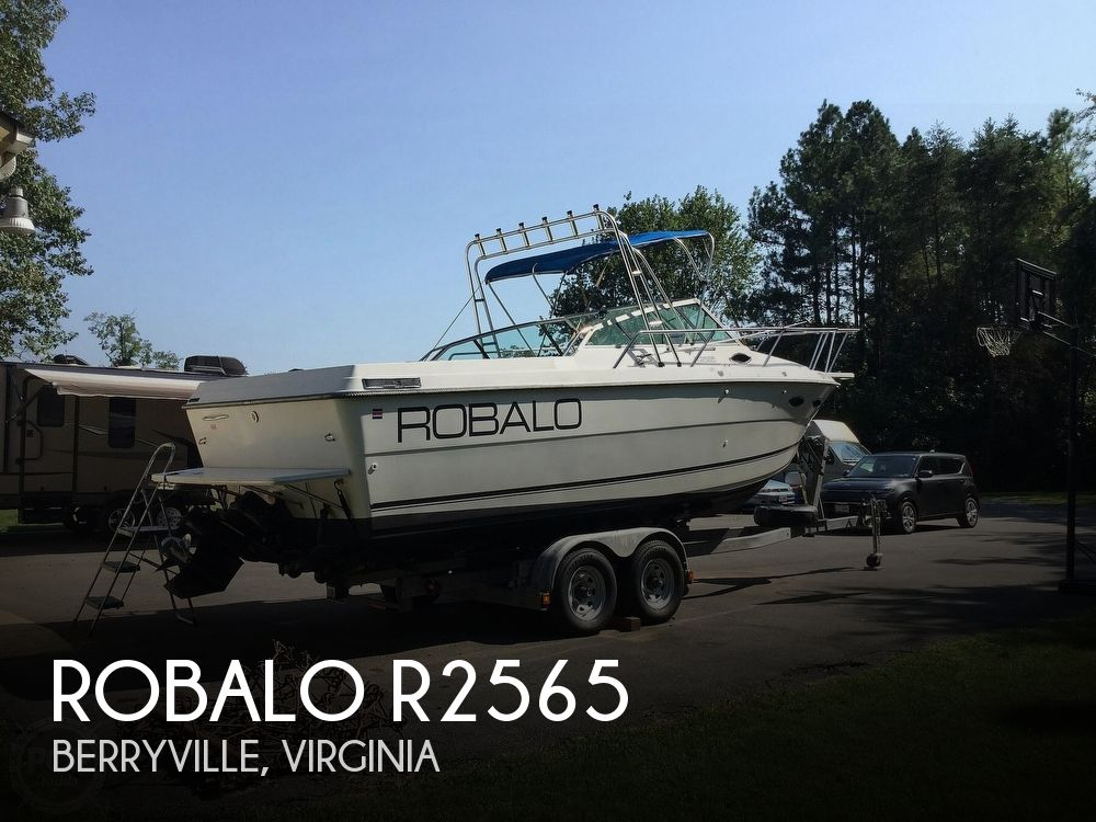 1989 ROBALO R2565 for sale