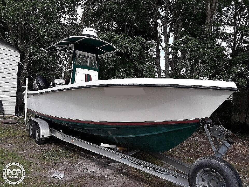1997 Contender boat for sale, model of the boat is 25 Open & Image # 7 of 40